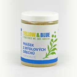 Yellow and Blue Prášek z mýdlových ořechů 500 g dóza
