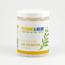Yellow and Blue Regenerační sůl do myčky nádobí 1,2 kg