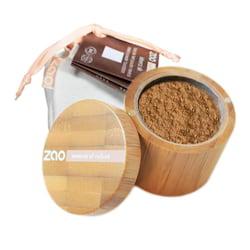 ZAO Hedvábný minerální make-up 503 Beige Orange 15 g bambusový obal
