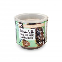 ZAO Hedvábný minerální make-up 505 Coffee Beige 15 g náplň