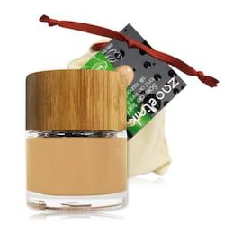ZAO Hedvábný tekutý make-up 711 Light Sand 30 ml bambusový obal