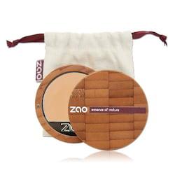 ZAO Kompaktní make-up 729 Very Light Pink Ivory 6 g bambusový obal