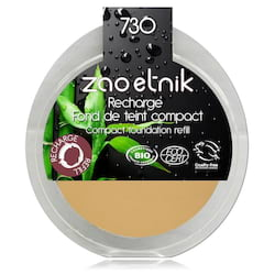 ZAO Kompaktní make-up 730 Ivory 6 g náplň