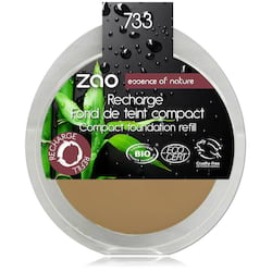 ZAO Kompaktní make-up 733 Neutral 6 g náplň