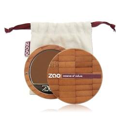 ZAO Kompaktní make-up 735 Chocolate 6 g bambusový obal