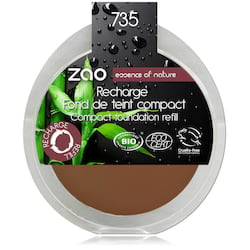 ZAO Kompaktní make-up 735 Chocolate 6 g náplň