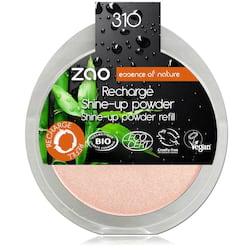ZAO Kompaktní rozjasňovač 310 Pink Champagne 9 g náplň