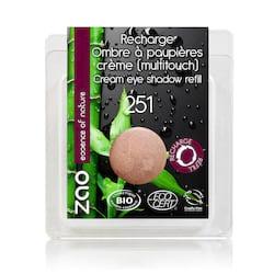 ZAO Krémové oční stíny 251 Copper 3 g náplň
