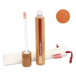 ZAO Lesk na rty 003 Apricot 9 ml bambusový obal