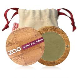 ZAO Matné oční stíny 207 Green Olive 3 g bambusový obal