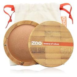 ZAO Minerální bronzer 341 Golden Copper 15 g bambusový obal