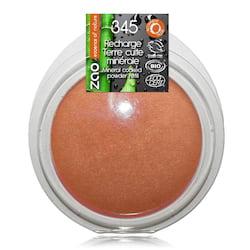 ZAO Minerální bronzer 345 Red Copper 15 g náplň