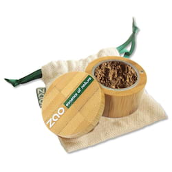 ZAO Minerální stíny víceúčelové 532 Golden Bronze 2 g bambusový obal