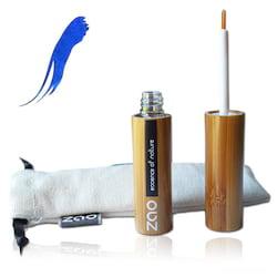 ZAO Tekuté oční linky 065 Sapphire Blue 6 ml bambusový obal