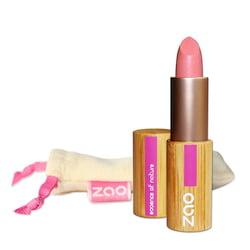 ZAO Třpytivá rtěnka 402 Pearly Pink 3,5 g bambusový obal