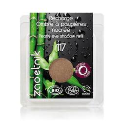 ZAO Třpytivé oční stíny 117 Pinky Bronze 3 g náplň