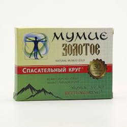 TML Zlaté mumio altajské čisté 30 tablet
