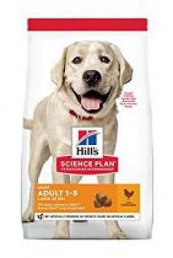Hill's Can.Dry SP Light Adult Large Chicken 18kg
