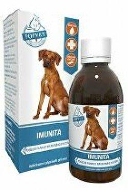 Imunita sirup pro psy TOPVET 200ml