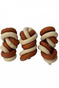 Magnum jerky uzlík brown /white 25ks