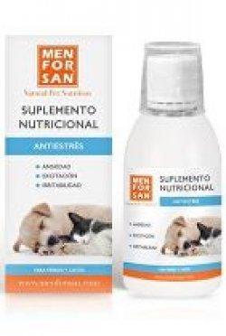 Menforsan Anti-stress tekutý pro psy a kočky 120ml