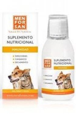 Menforsan Immunity tekutý pro psy a kočky 120ml