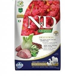 N&D Quinoa DOG Neutered Adult Mini Duck&Broccoli 2,5kg