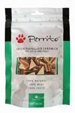 Perrito Chicken&Pollock Sandwich kočky a malé psy 100g
