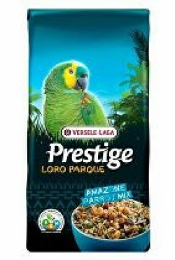 VL Prestige Loro Parque Amazone Parrot mix 15kg