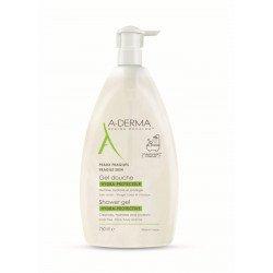 A-derma Hydratační sprchový gel 750 ml