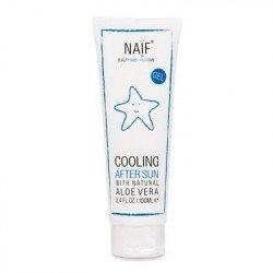 NAIF Chladivý gel po opalování pro děti a miminka 100 ml