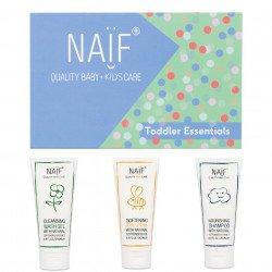NAIF Kosmetika pro batolata set 3 ks