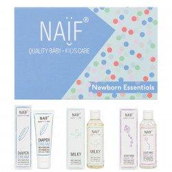 NAIF Kosmetika pro novorozence set 3 ks