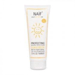 NAIF Ochranný krém na opalování SPF50 100 ml
