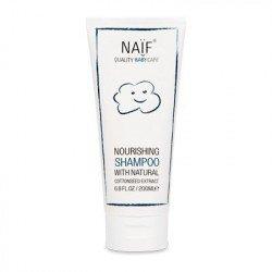NAIF Výživný šampon pro děti a miminka 200 ml