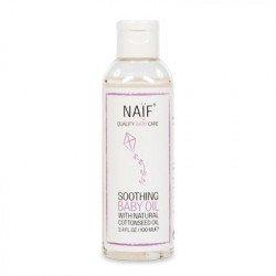 NAIF Zklidňující olej pro děti a miminka 100 ml