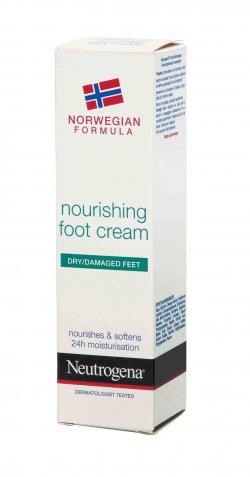 Neutrogena krém na nohy 50 ml