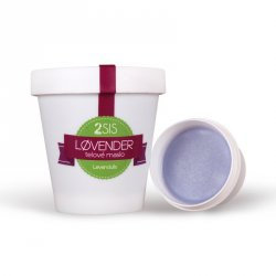 2SIS Tělové máslo Lovender (200 g) - AKCE - sleva za blížící se datum expirace