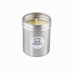 Aromka Svíčka ze sojov. vosku v plechovce (100 g) - čisté prádlo