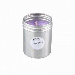 Aromka Svíčka ze sojov. vosku v plechovce (100 g) - levandule