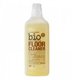 Bio-D Čistič na podlahy a parkety s lněným mýdlem (750 ml) - AKCE