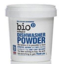 Bio-D Prášek do myčky (720 g) - AKCE - až 72 mycích dávek