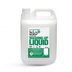Bio-D Přípravek na mytí nádobí - bez vůně (5 l) - AKCE - vysoce účinný na mastnotu