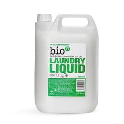 Bio-D Tekutý prací gel s vůní jalovce a mořské řasy (5 l) - pro bílé i barevné prádlo
