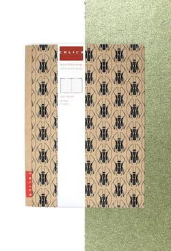 Calico Zápisník - Besuro - s potahem a předsádkou z recyklu