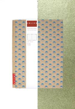 Calico Zápisník - Matia - s potahem a předsádkou z recyklu