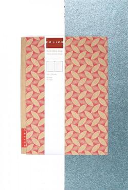 Calico Zápisník - Tvoki - s potahem a předsádkou z recyklu
