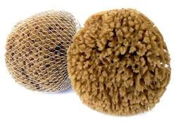 Caribbean Sun Výběrová minerální houba (13-14 cm) - zvýšený obsah minerálů, solí a jódu