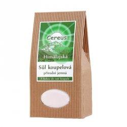 Cereus Himálajská koupelová sůl - jemná (1 kg) - skvěle vyživuje a ošetřuje pokožku