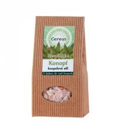 Cereus Himálajská koupelová sůl - konopí (krabička 500 g)